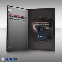 CARMEN FreeFlow ANPR package